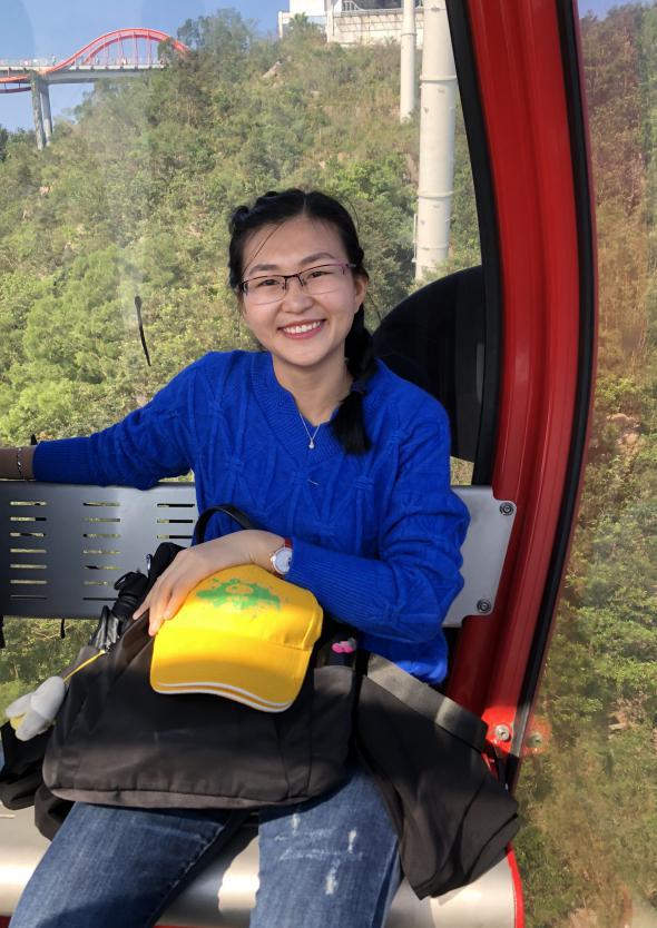 建研环境监测丨赖燕湘(行政专员)