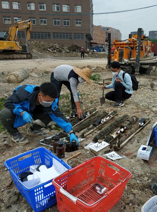 建研环境土壤检测