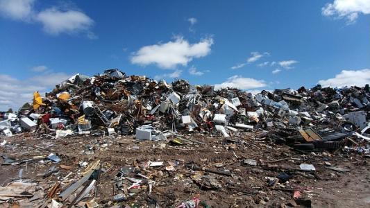 固态废弃物