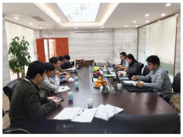 我司作为广州市质控实验室对白云区天河区的调查单位进行质量控制检查