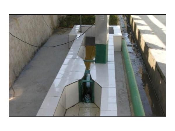 企业水污染防治设施给水管道和排污管道要求
