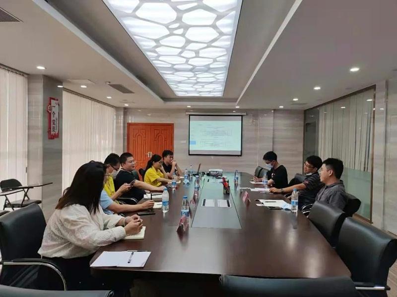 建研环境监测丨3月至6月上旬外委单位参观与检查工作情况