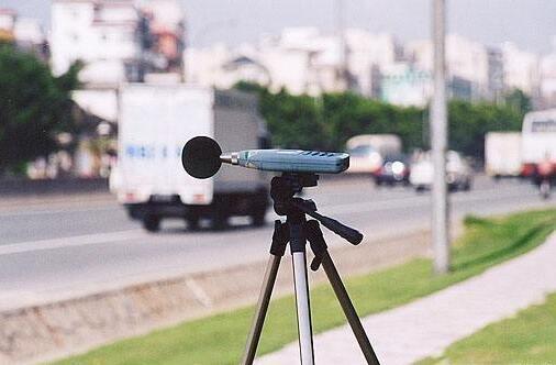 交通噪音检测