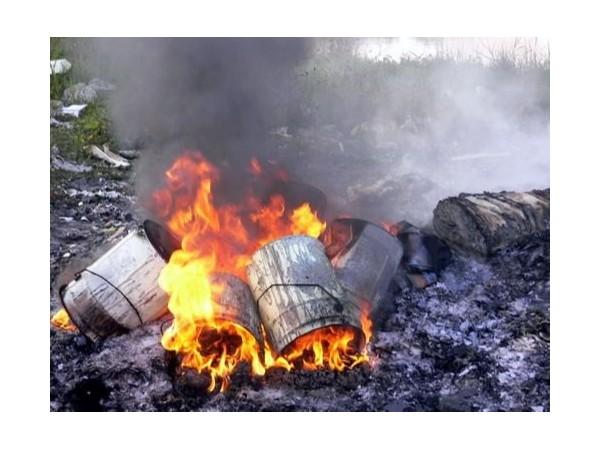 危险废物焚烧处置检查中存在的问题及解决方法