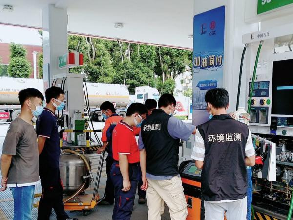 怎么才能让油气回收检测合格?