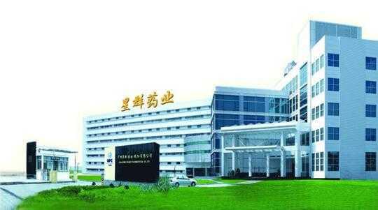 建研环境丨广州白云山星群(药业)股份有限公司检测案例