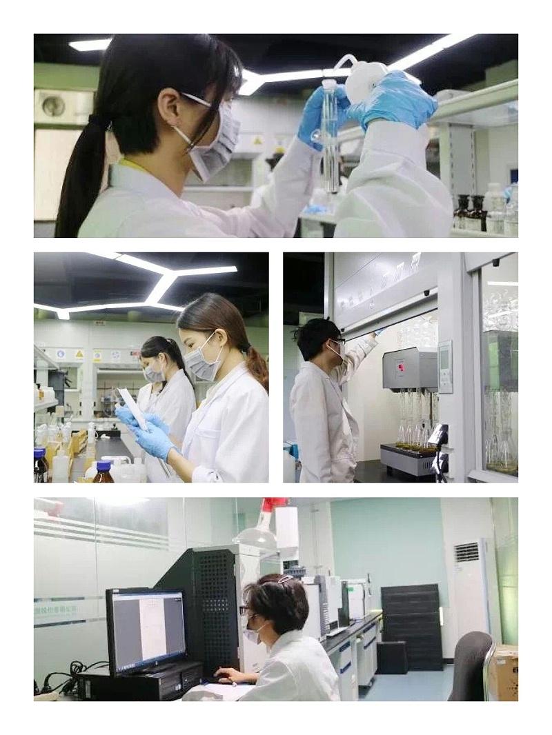 建研环境监测-实验人员