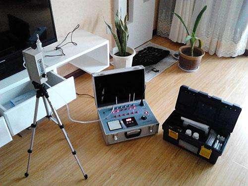建研环境监测 检测设备