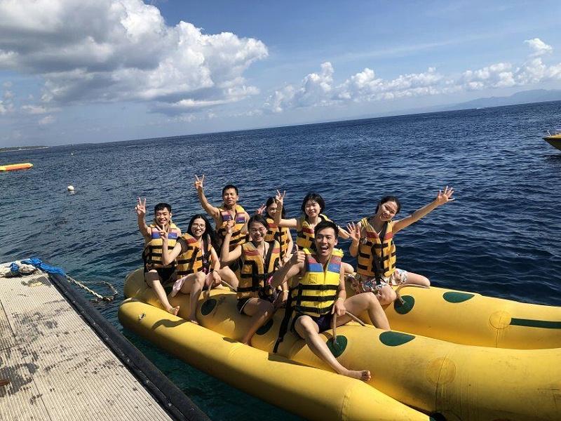 广东建研环境监测-香蕉船项目