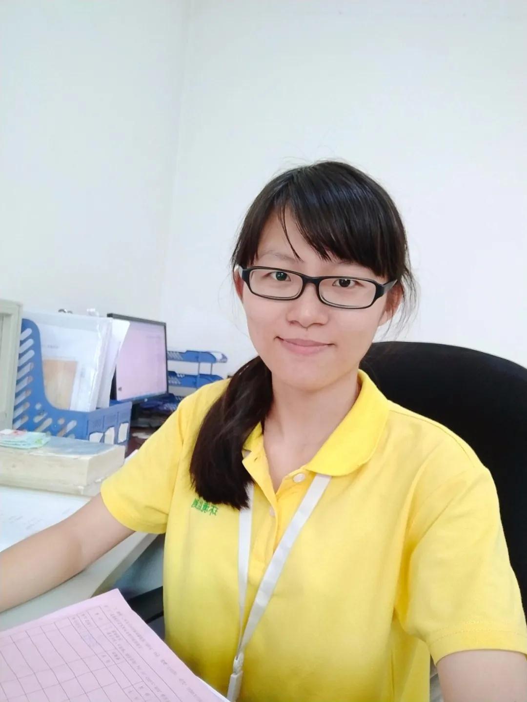 建研环境监测丨优秀管理层代表—分析测试部部长黄纯琳交车仪式