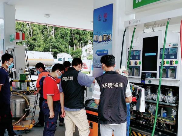 加油站,油库,油气检测、广州油气回收检测