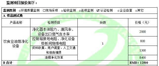 广东建研环境监测-油烟产品认证价格_看图王