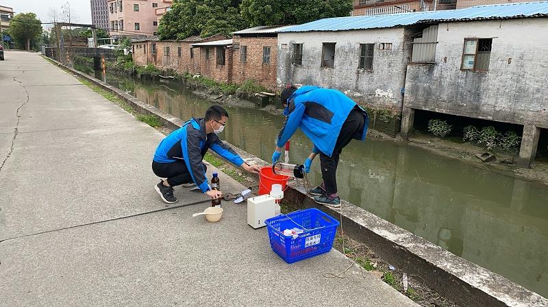 建研环境丨水检测