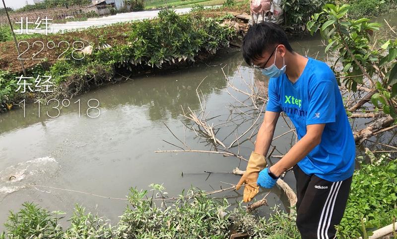 建研环境监测丨污水检测