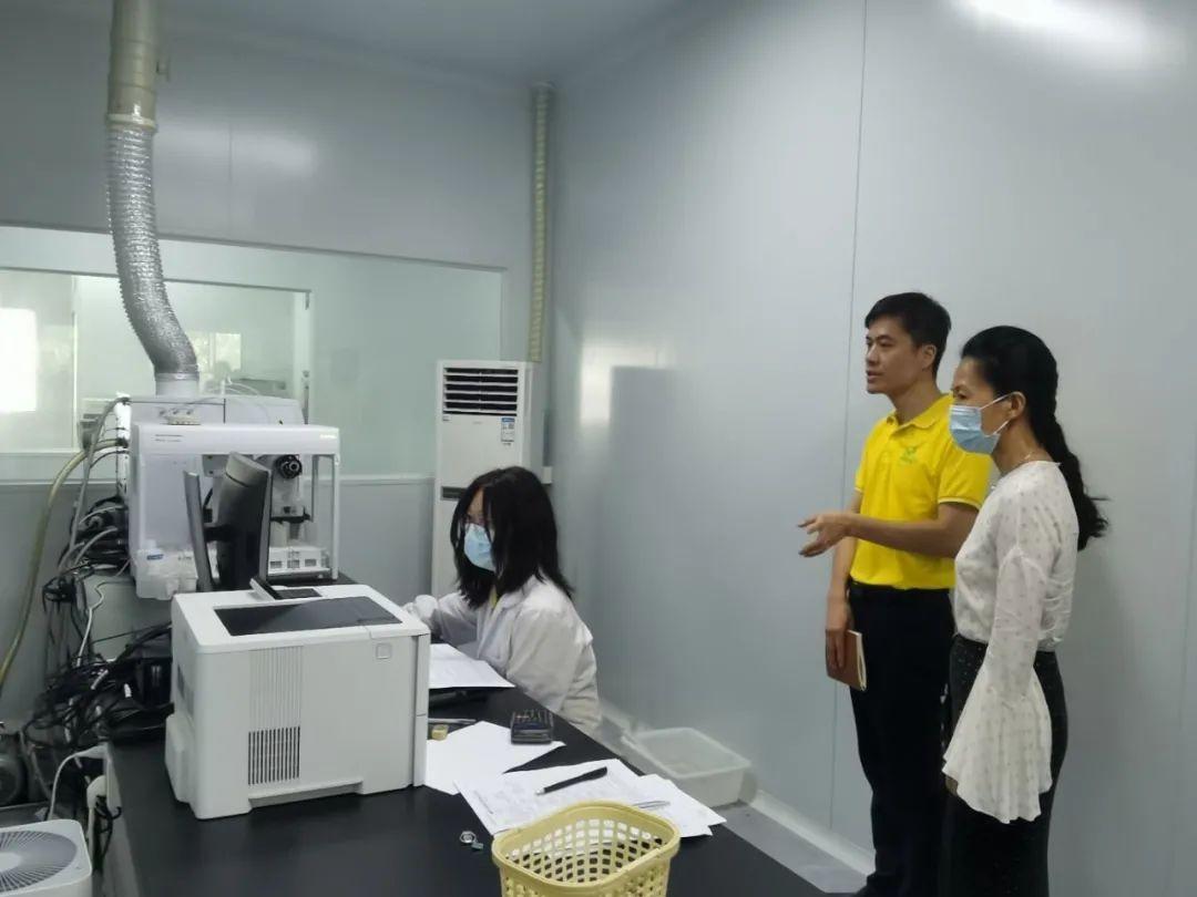 建研环境监测丨广业检验检测集团莅临公司调研交流